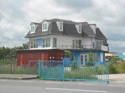 Vand cladire, sediu firma la iesire spre Targu Mures, Brasov - Anunturi Imobiliare